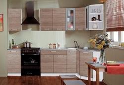 Кухня Классика угловая 1200х2100, h-700, 1 категория