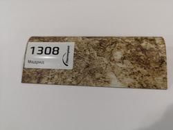 Плинтус пристеночный AP740 с завалом, 1308 мадрид (цена за 3 пог.м)