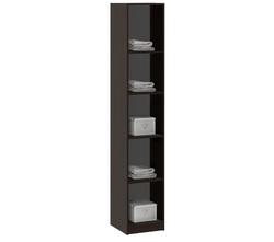 16.012 Шкаф-стеллаж 420х1995х380 серия Дуэт