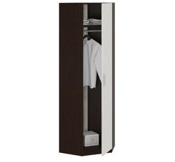 16.13 Шкаф для одежды угловой 680х1995х680 серия Дуэт