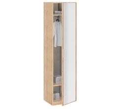 19.015Z Шкаф для одежды с зеркалом, Лофт, 602х2010х385 мм.