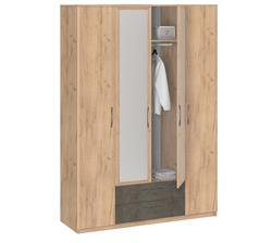 19.041Z Шкаф для одежды с зеркалом, Лофт, 1675х2380х540 мм.