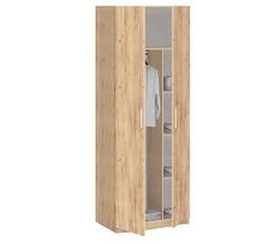 19.10 Шкаф для одежды, Лофт, 842х2010х385 мм.