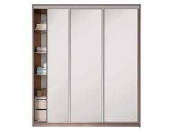 Шкаф-купе 3-х дверный с 3-мя зеркалами 1800х458/600х2200