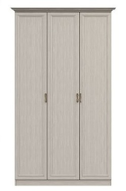 7.19 Шкаф 3-х дверный 1322х2420х572 серия Классика