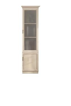 7.22 Шкаф-витрина