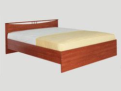 Кровать Мелисса с одной спинкой без ящиков 1600