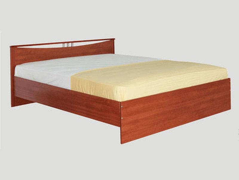 Кровать Мелисса с одной спинкой без ящиков 1400