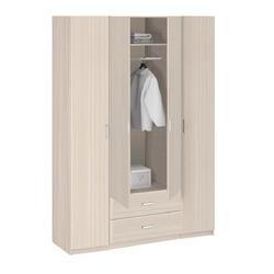 8.04. Шкаф 4-х дверный без зеркала 1675х2380х540 серия Лотос