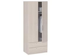 8.024 Шкаф 2-х дверный с ящиками 1005х2380х540 серия Лотос