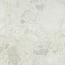 Столешница № 228 Белые камешки 38 мм, цена за 3 пог. м.