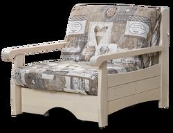 Кресло-кровать Аккордеон 800 массив