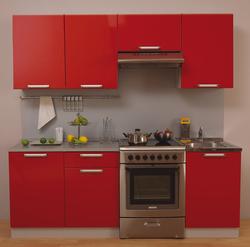 Кухня Симпл 2100, 2 категория, Боровичи мебель