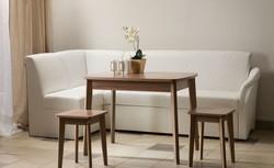 Кухонный угловой диван со спальным местом Правый 1200х2400