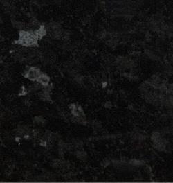 Стеновая панель Черный гранит глянец 1500 мм