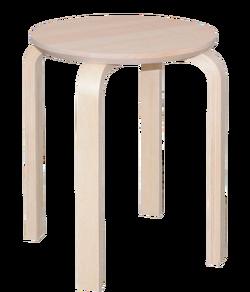 Табурет гнутая нога (для покраску) 320х320х460