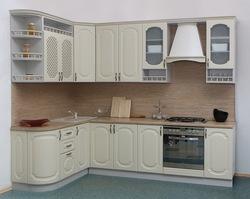 Кухня Классика Прованс угловая 1735х2200, 2 категория