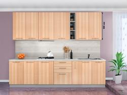 Кухня Классика 2300, h900, 1 категория