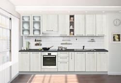 Кухонный гарнитур Классика со стеклом 3150, 1 категория