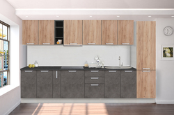Кухонный гарнитур Классика 3400, 1 категория