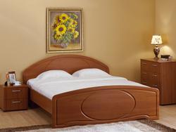 Кровать Грация без ящиков 1600