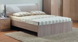 Кровать Мелисса гнутая спинка 1600