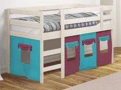 Кровать детская Массив Новая