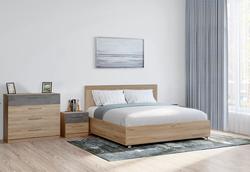 Кровать с подъемным механизмом Лофт - Дрим 1200 с матрасом