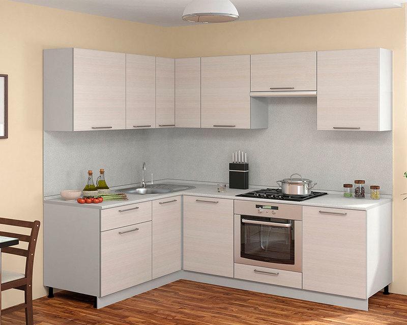Кухня Симпл 1600х2200, 1 категория