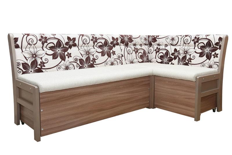 Угловой диван Этюд со спальным местом (Правый) 1220х2050