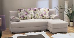 Угловой диван Лира 1600 без боковин
