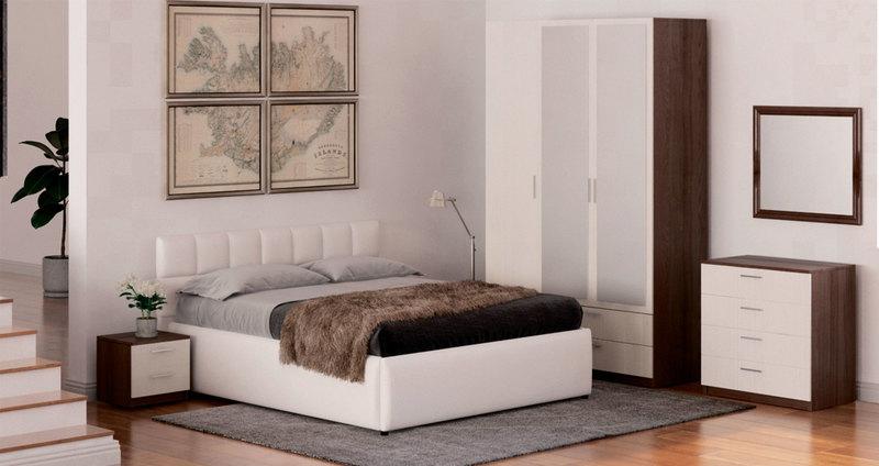 Спальня Лотос, вариант 5