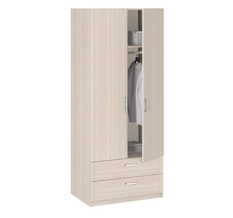 5.28 Шкаф для одежды 840х1995х540 серия Лотос