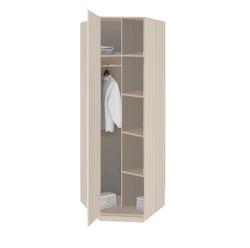 8.05 Шкаф для одежды угловой 770х2380х770 серия Лотос