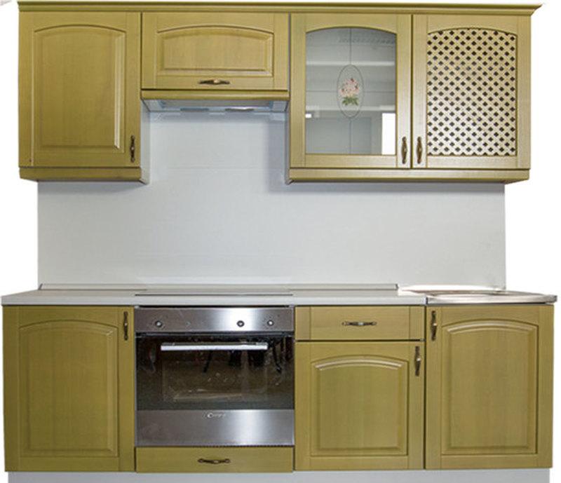 Кухня Массив Люкс 1500
