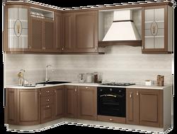 Кухонный гарнитур угловой Массив 1735х2050 h900