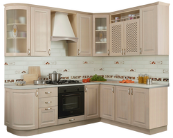 Кухня Массив 1735х1800 h900