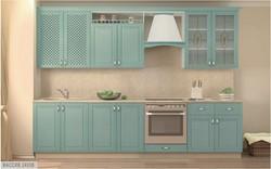 Кухонный гарнитур прямой Массив 2400В