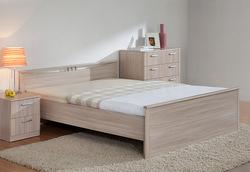Кровать Мелисса с двумя спинками без ящиков 1600