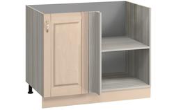 МН-41 правый Стол угловой 1000х540х860 без столешницы, Боровичи мебель