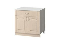 МН-14 Стол с ящиком 600х600х840, Боровичи мебель