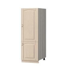 МН-66 Пенал под встраиваемый холодильник 600х590х2075, Боровичи мебель