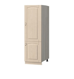 МН-68 Пенал под встраиваемый холодильник 600х590х2305, Боровичи мебель
