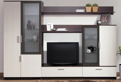 Гостиная Модерн 1 (2773х2010х385) Боровичи мебель