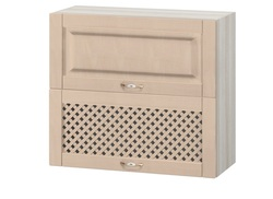 МВ-16 (Hefele) Шкаф с решеткой 600х320х700, Боровичи мебель