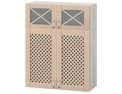 МВ-77В Шкаф витрина 800х320х1000, Боровичи мебель