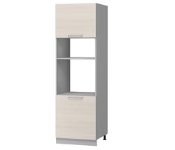 Н-108 Пенал под духовой шкаф и микроволновую печь 600х590х2350 (I категория), Боровичи мебель