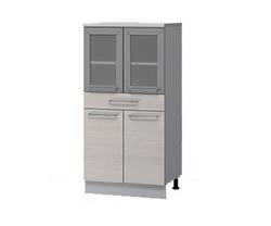 Н-90 Шкаф под микроволновую печь 600х450х1400 (II категория), Боровичи мебель