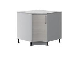 Н-95 Стол угловой вогнутый 885/885х600х840 (II категория), Боровичи мебель