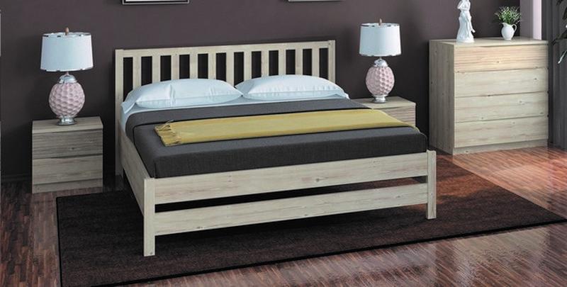 Кровать Массив 1600